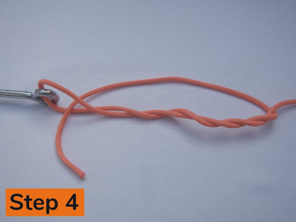 Improved Clinch Knot Step 4