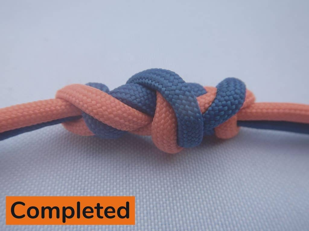 J Knot Completed 2