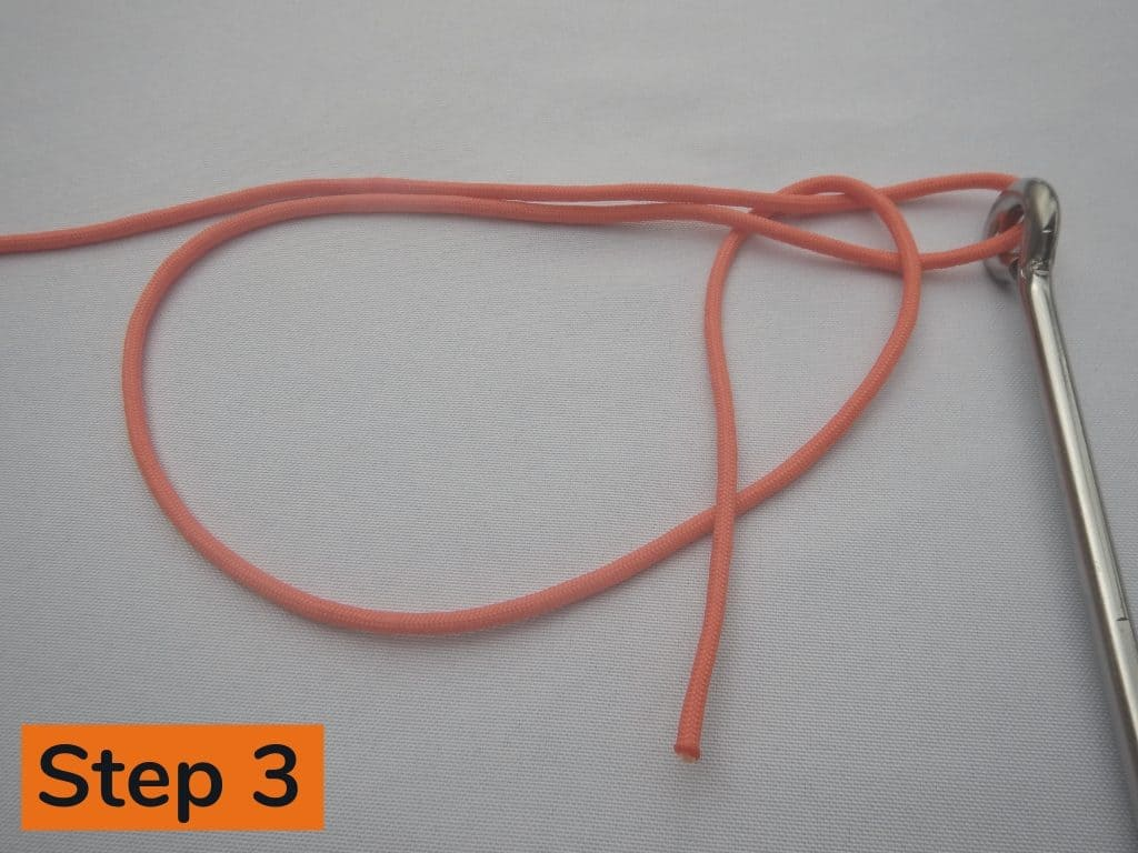Uni Knot Step 3