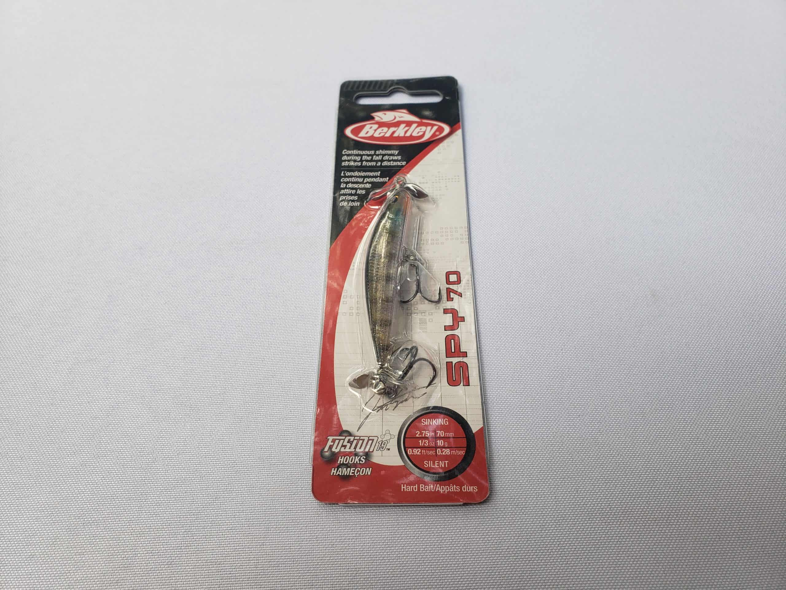 Spybait in Packaging